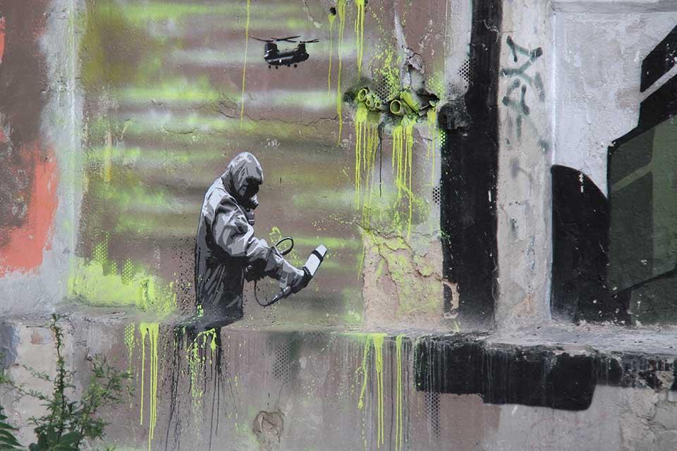 Street Art by Plotbot Ken in Berlin