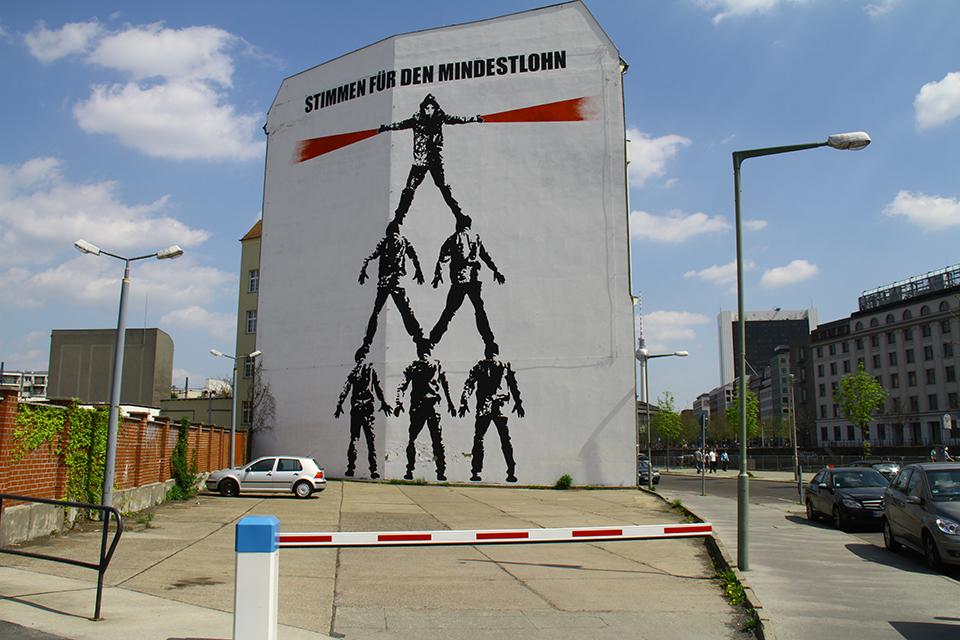 Street Art by Victor Ash in Berlin