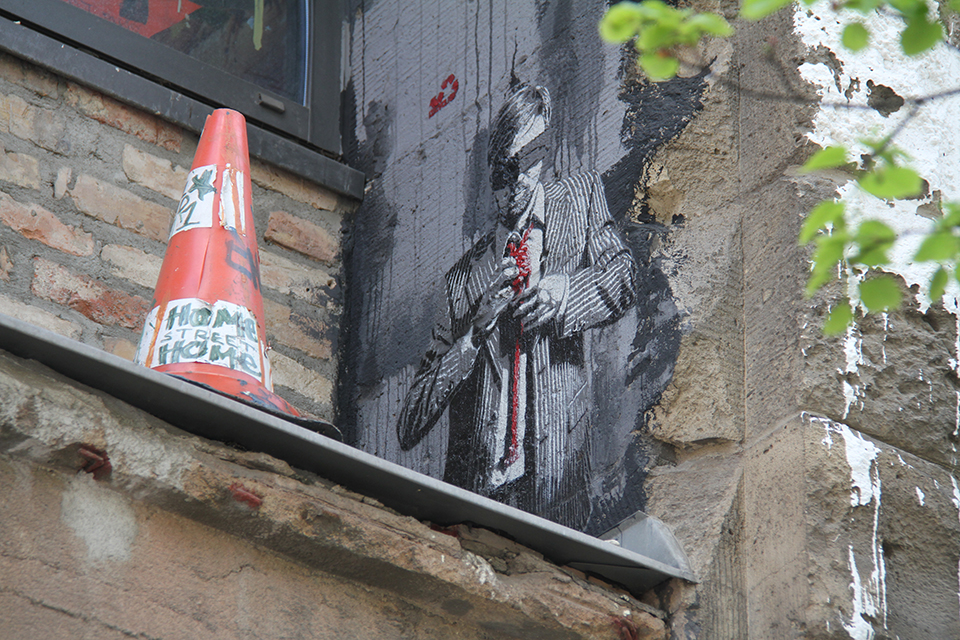 Street Art by Artist: Decycle