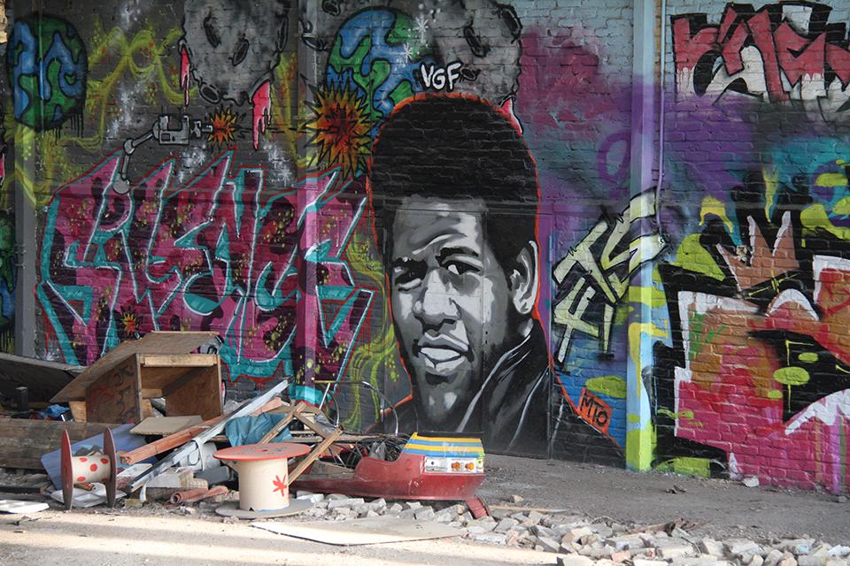 Street Art by Artist: MTO