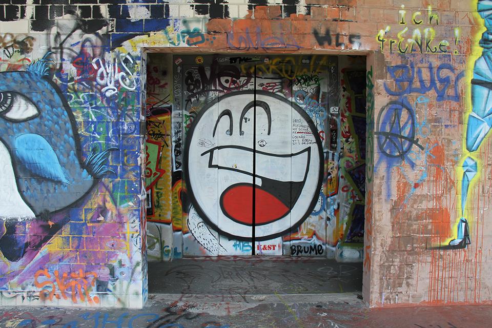 Street Art by Artist: Mein lieber Prost