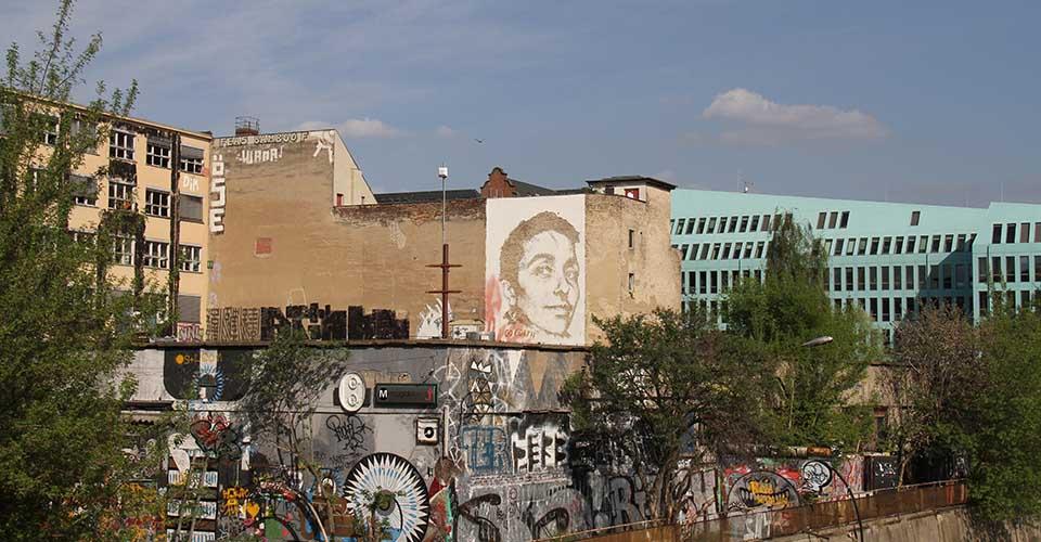 Street Art in Friedrichshain