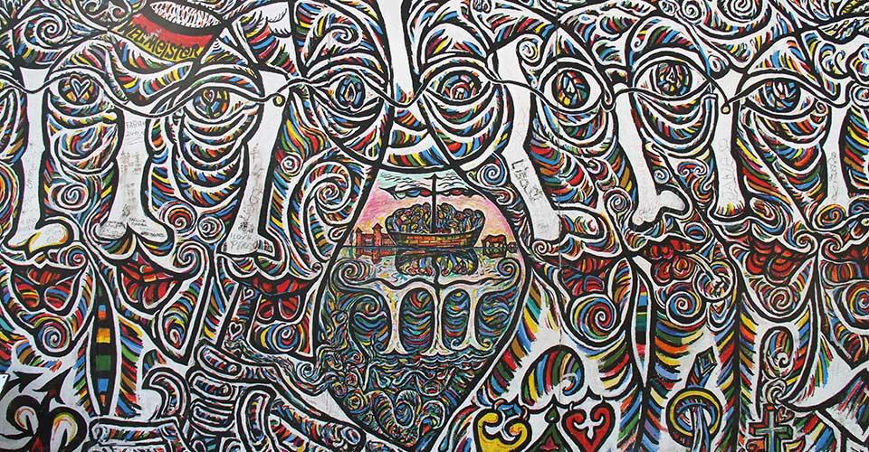 Street Art Friedrichshain